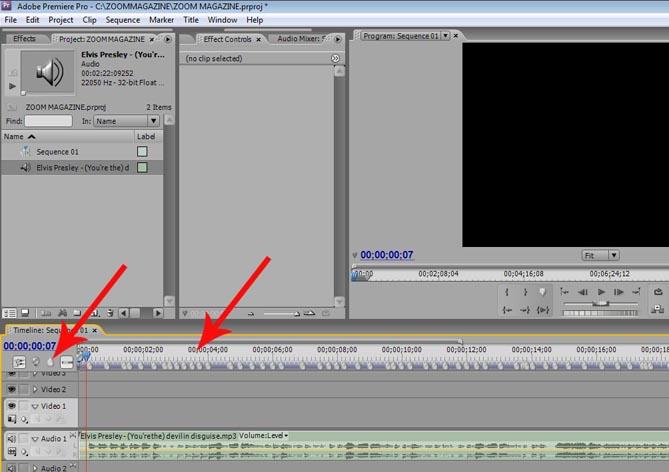 FazendoVídeo | Desvendando o Adobe Premiere Pro CS3 - parte 08