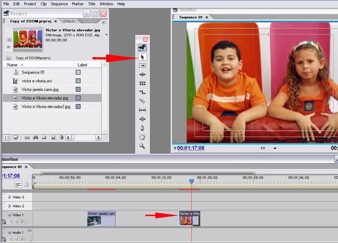 FazendoVídeo | Desvendando o Adobe Premiere Pro - parte 04